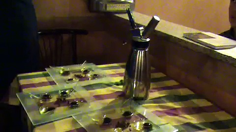 Irish coffee destrutturato