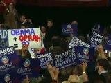 Oprah Winfrey and Barack Obama in Cedar Rapids, IA Part 2