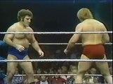 Bruno Sammartino vs Larry Zbyszko (January 1980)