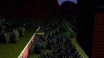 Minecraft Animation-Моя Первая Работа в Cinema 4D .My First Job in Cinema 4D.