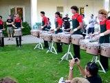 Vanguard Drumline 2007 multi flams