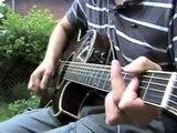 Three Pistols - Tragically Hip - Guitar parts