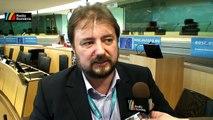 Analistul politic Cristian Parvulescu la Bruxelles la o dezbatere despre imigratia in UE