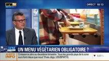 """""""Les repas végétariens sont un moyen de mettre tout le monde d'accord"""""""