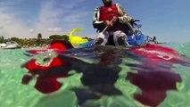 Trò chơi bay trên nước, trò chơi flyboard trên biển, cung cấp trò chơi flyboard