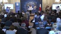 Conférence de presse de Ségolène Royal (18 août 2015) : la loi de transition énergétique est promulguée !