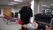 Ohio State Football Strength Coaching Segment with Coach Jeff Uhlenhake