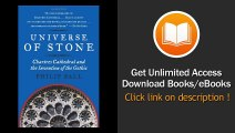 Universe Of Stone Chartres Cathedral And The Invention Of The Gothic AKA Universe Of Stone A Biography Of Chartres Cathedral EBOOK (PDF) REVIEW