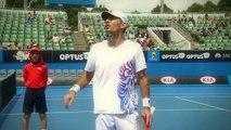 AO Bloopers - 2014 Australian Open