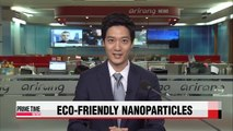 Researchers trying to develop eco-friendly nanoparticles for pesticides