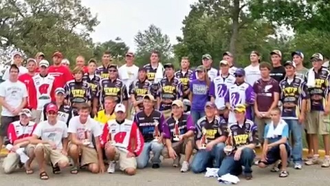 UWSP Bass Fishing 2009