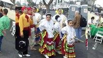 Desfile Bicentenario de Mexico en East L.A with Placido Domingo as grand marshal