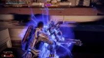 Mass Effect 2 Vanguard Gameplay, Lair of the Shadow Broker DLC - Tela Vasir (Boss) Fight 1080p