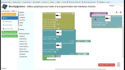 Tutoriel 4 ( partie 1 ) : l'écran LCD - Vidéo dailymotion
