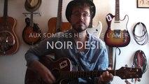Aux sombres heros de l'amer (Noir Désir) - Tuto Guitare + TABS