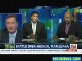 "CNN - Piers Morgan - Dr Sanjay Gupta & Montel Williams Follow-Up to ""WEED"" Documentary"