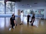Gymnastik/ Tanz Prüfung WS 08/09