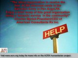 American Consultants Rx Charity Donation To Salvation Army in Pen Argyl,PA By Charles Myrick