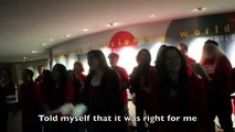 Space Needle I Used to Know - Flash Mob!