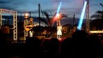 """Incroyable : Sahora, 11 ans """"danse avec moi"""" chanson Originale - 2e  de la finale """"Disque D'or 2015 """" à Sanary/Sur/Mer HD"""