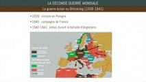 Brevet histoire - La Seconde Guerre Mondiale