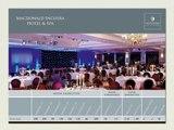 Hotel & leisure sector presentations using Presentia presentation software