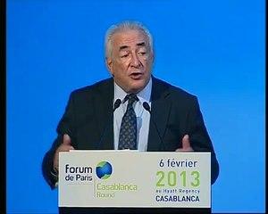 Forum de Paris - Casablanca Round 2013