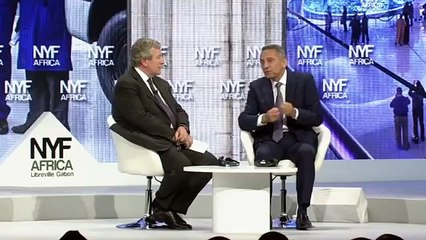 New York Forum Africa (2è partie): Moulay Hafid Elalamy