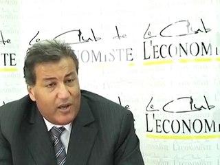 Tariq Sijilmassi au Club de L'Economiste