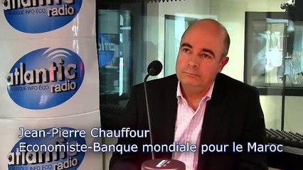 Jean-Pierre Chauffour invité d'Atlantic Radio- 2ème Partie -