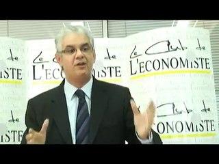 Nizar Baraka au Club de L'Economiste