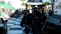 Mitchum Motorsports Demonstration Pit Stop for GRAND-AM Continental Tire Sports Car Challenge