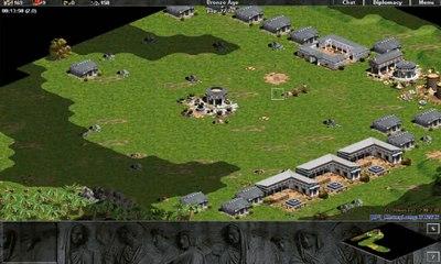 [GameTV.vn] AOE giao luu - Dinosaur vs Khung Long ( 200212)