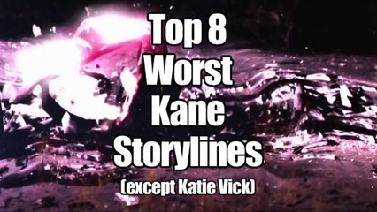 Top 8 Worst Kane Storylines   Wrestling With Wregret