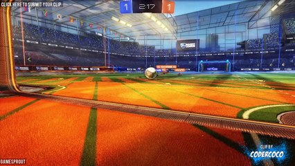 Accidental Win - Rocket League!