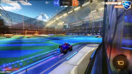 Epic Rocket League Compilation #2