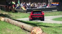 Cool Drifts of BMW E30 and AE86 pure sounds drifting at Hillclimb Bergrennen Reitnau