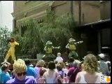 Teenage Mutant Ninja Turtles at Disney-MGM Studios