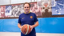 FCB Basket: Alfred Julbe, nuevo entrenador del FC Barcelona Lassa