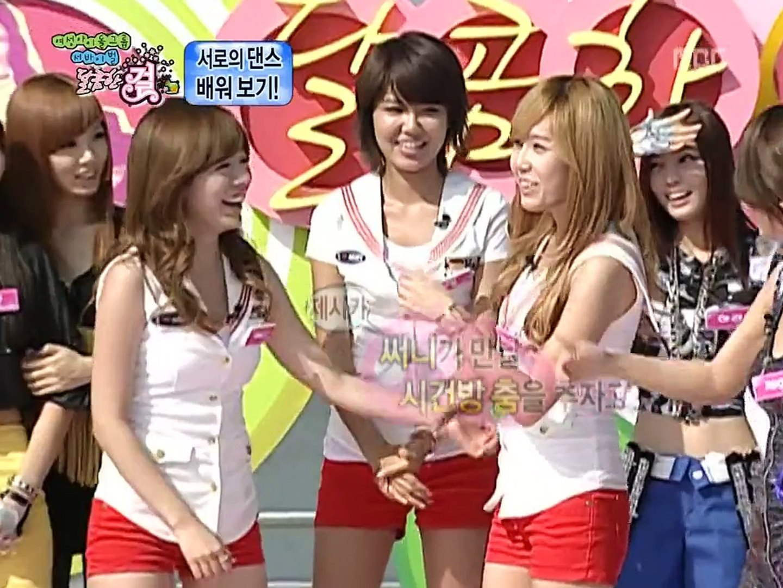 Sunny (SNSD) Dance - Abracadabra (B.E.G) @ Sweet Girl 3/6 Oct02.2009 GIRLS' GENERATION 720p HD