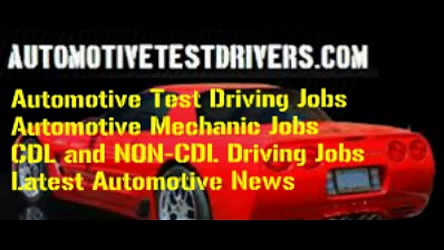 Test Driving Jobs In Stockton CA | Autotestdrivers.com | 888-591-5901