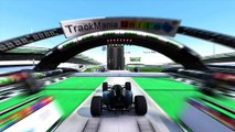 Trackmania Nations Forever TMNF: Grass Slide - Bug Slide Runs