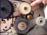 Vintage reel to reel tape recorder, part 2