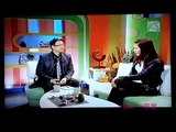 Linda Chung Interview Part 1 of 3 @ Leisure Talk (Feb 13, 2009)