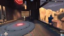 Team Fortress 2: cp_gravelpit Pub Scout Gameplay (BLU Team)