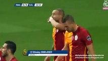 Wesley Sneijder 1:1 GOAL HD Real Madrid vs Galatasaray Bernabeu Trofeo 18.08.2015 HD