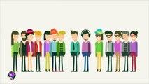50|| مشروع قالب افتر افكت مجاني | المجموعة الثانية من الشخصيات الكرتونية و حركات الموشن جرافيك