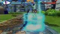 Beerus vs Whis   Dragon Ball Xenoverse Gameplay