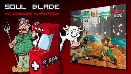 Bonus #0 -  Hors Série - SOUL BLADE (PS1) - Concours PS1 Edward