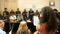 Italien: Acht mutmaßliche Menschenschlepper festgenommen